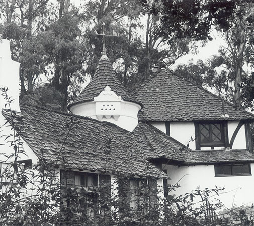 Photo above courtesy of the Westmont archives.