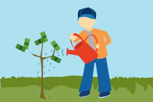Sowing Money Tree