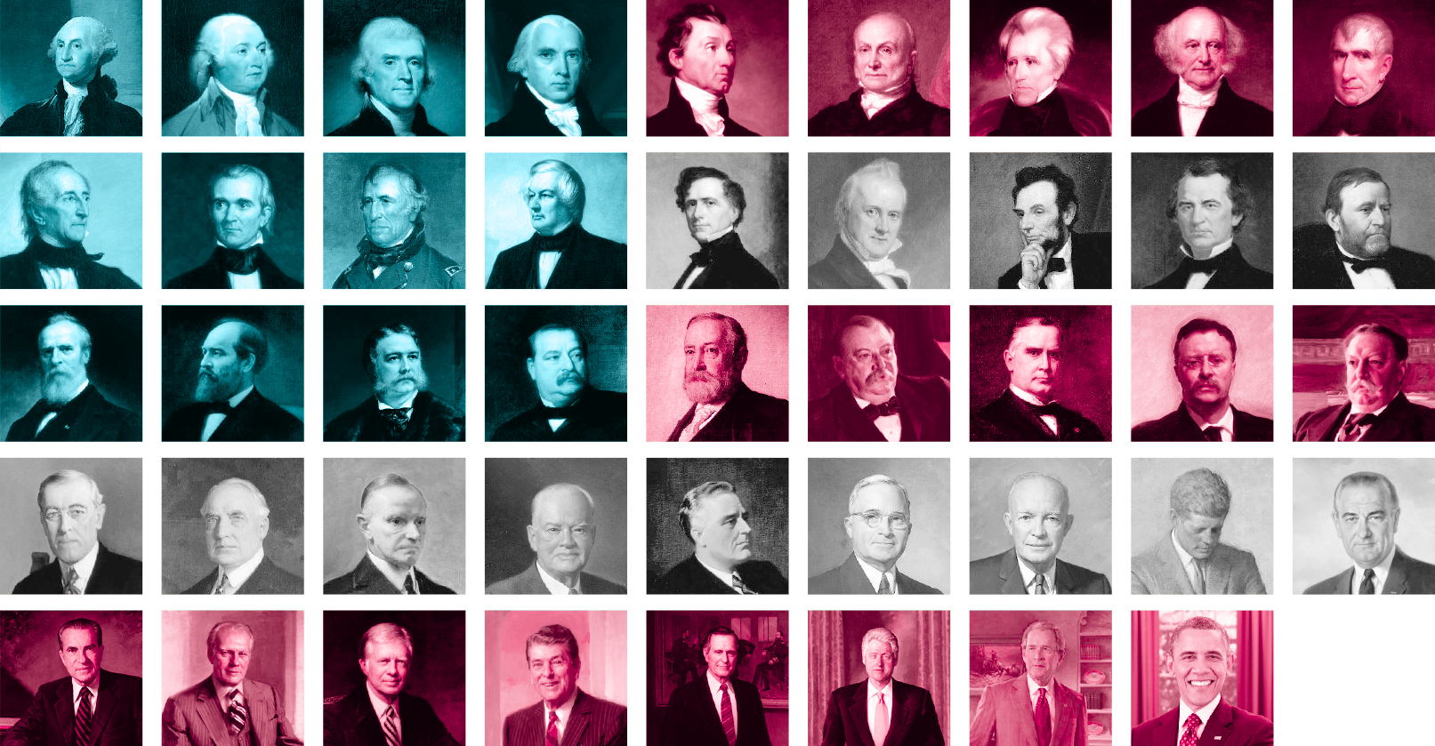 Magazine | The Moral Leadership of American Presidents