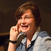 Diana Lynn Small, who was here last October, takes her play to NYC