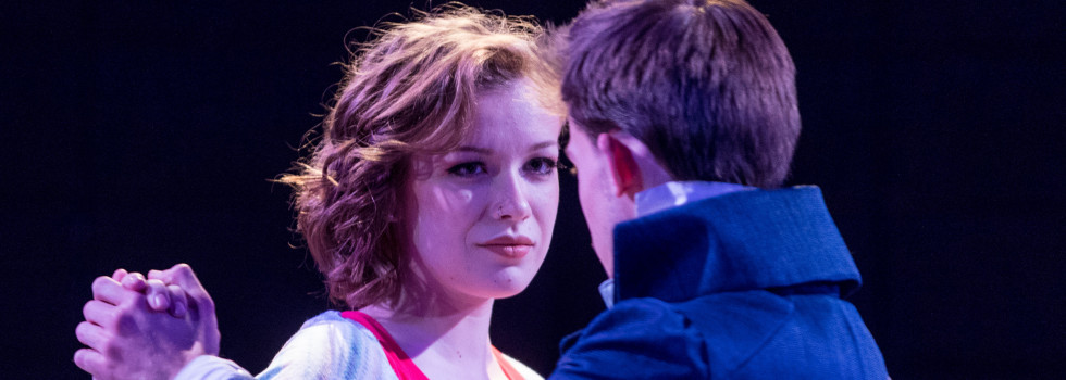 "Cierra Denning, who starred in ""Pride and Prejudice,"" directs ""Everyman"" Dec. 7-8"
