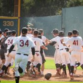 The Warriors with their second walkoff victory of the season