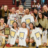 Westmont women's basketball wins its fifth straight GSAC Tournament Championship
