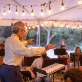 Westmont Orchestra under the Big Tent
